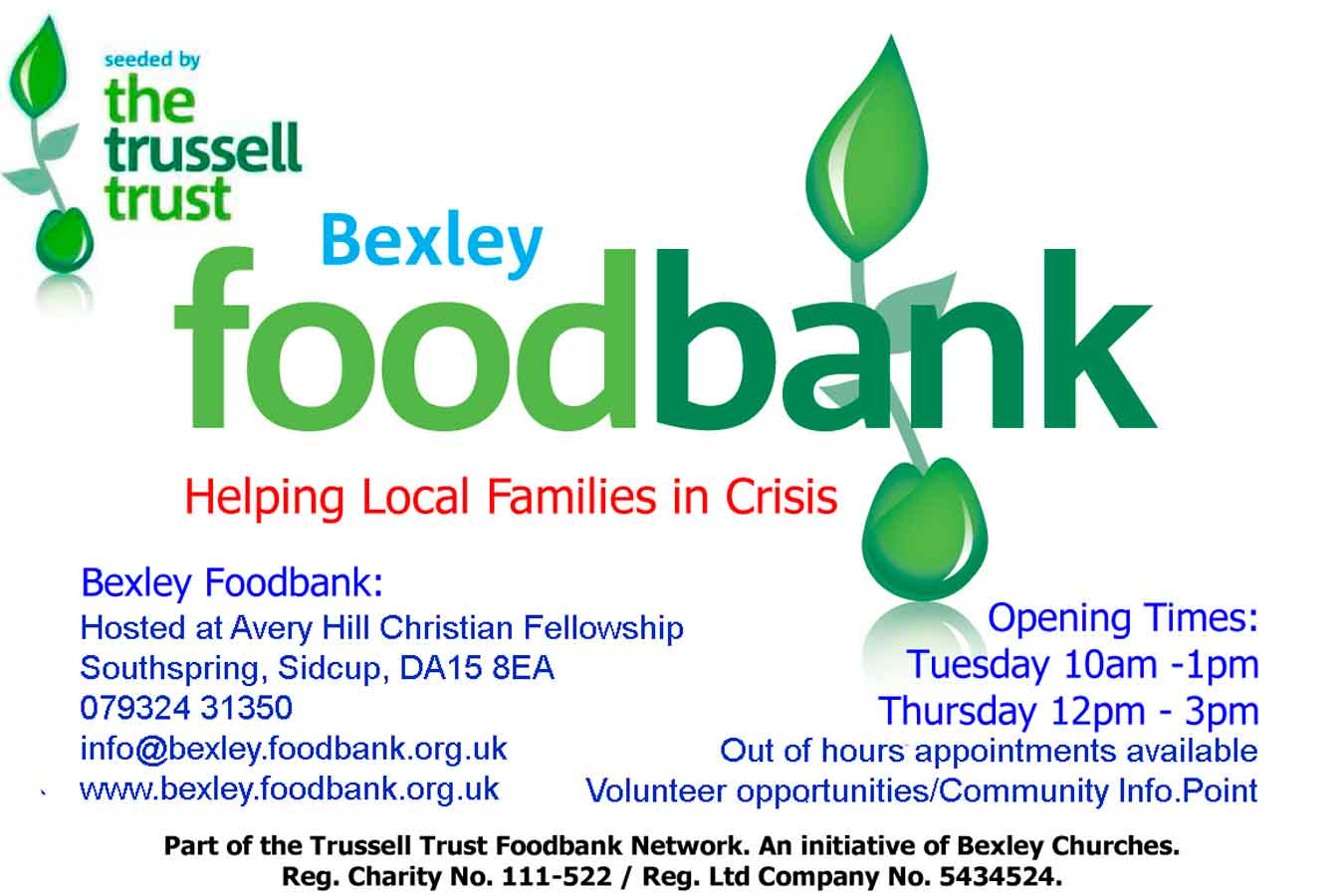 Bexley Food Bank