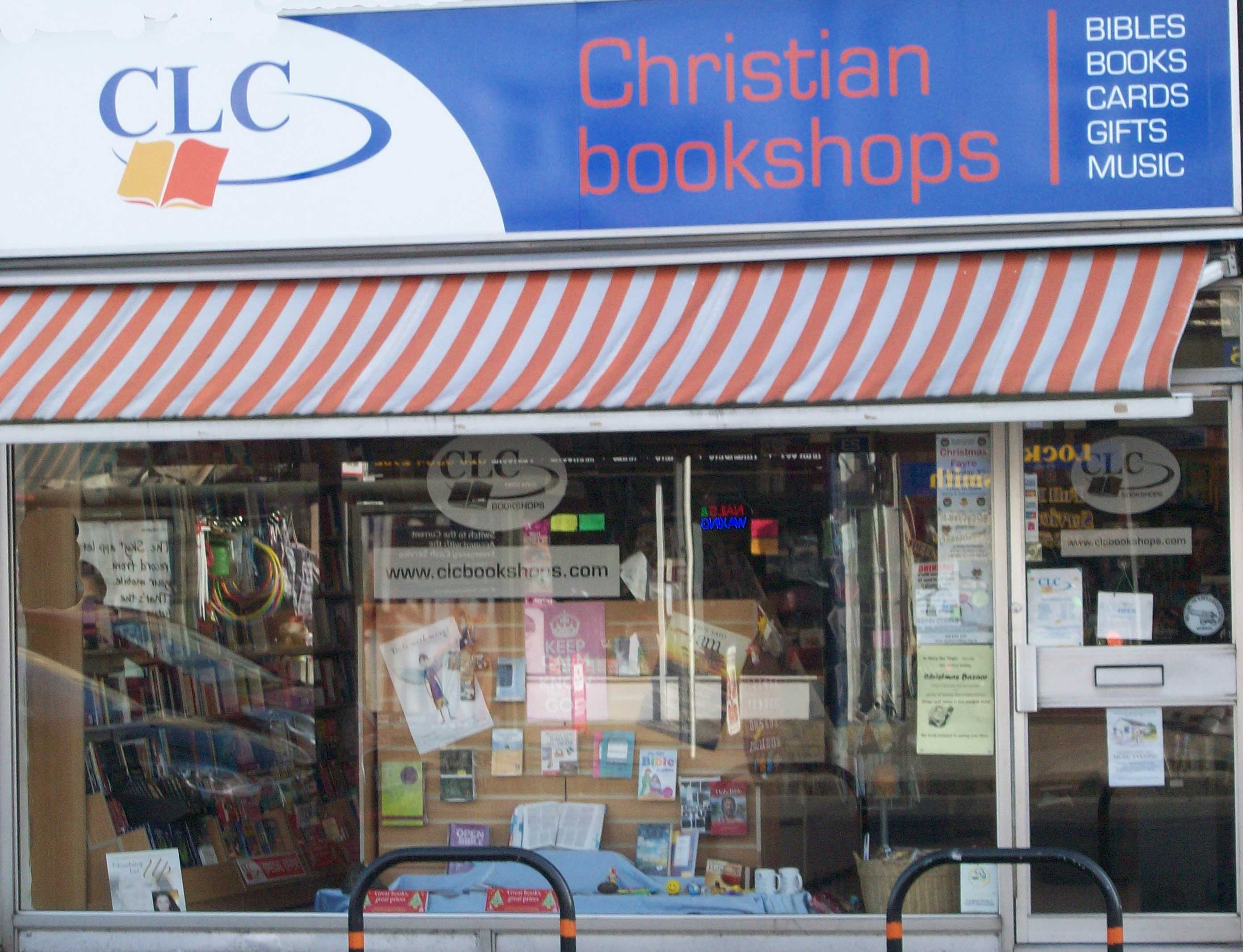 CLC Bookshop, Welling, Reward Card