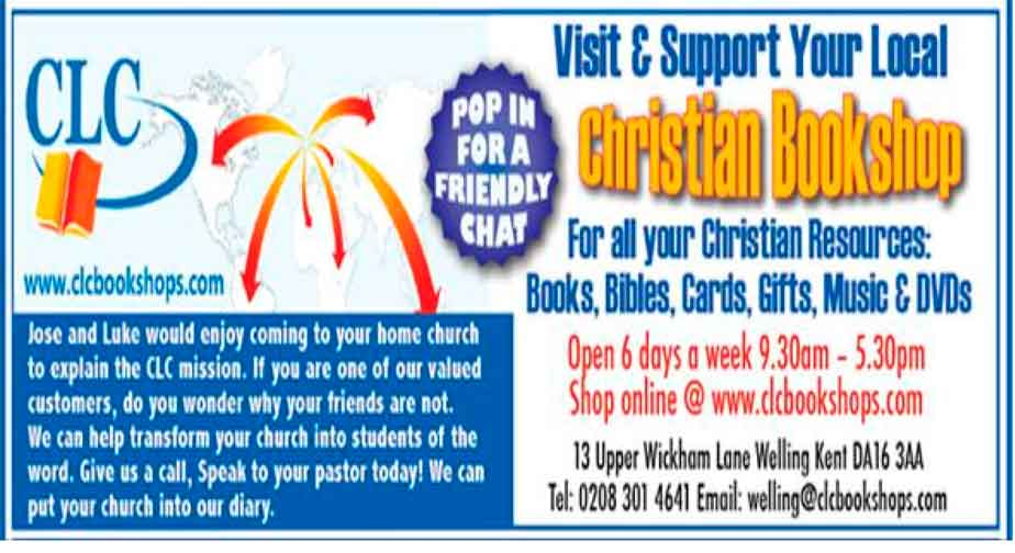 CLC WELLING Christian Bookshop