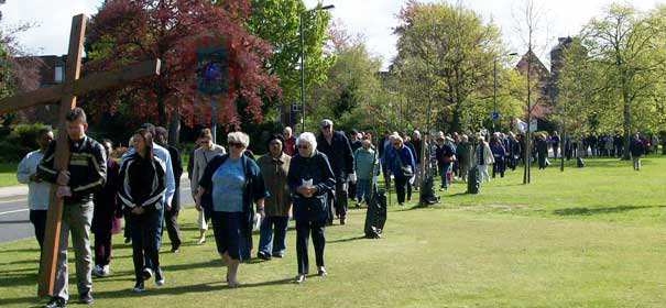Sidcup Churches Walk of Witness