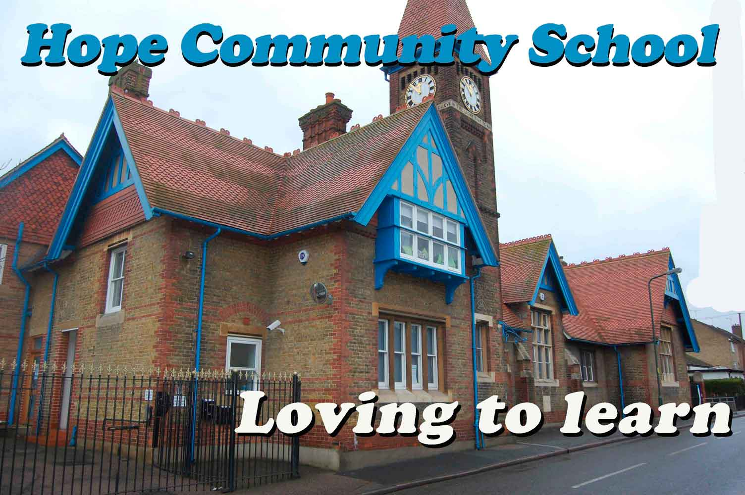 Hope Community School - Loving to Learn