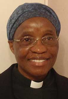 Juliet Ushewokunze, Emmanuel Methodist Church, Sidcup