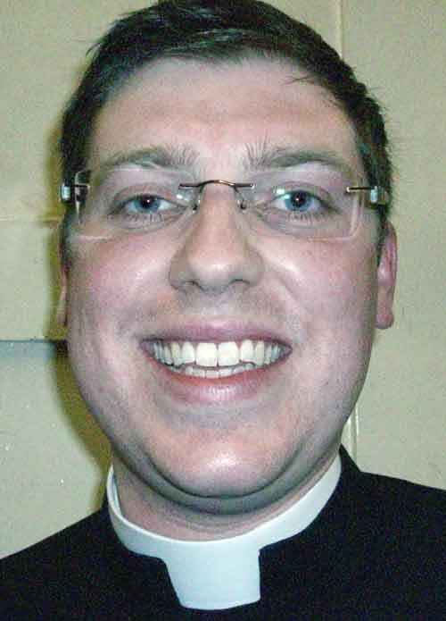 Revd. Philip Wells, Vicar of Holy Trinity, Lamorbey