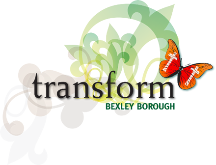 Transform Bexley Borough Logo